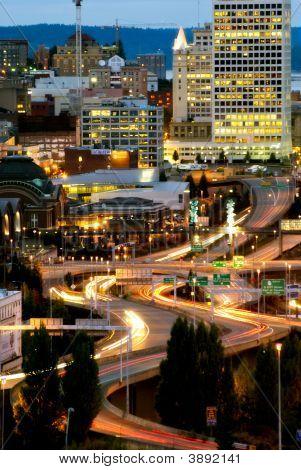 Tacoma Aglow