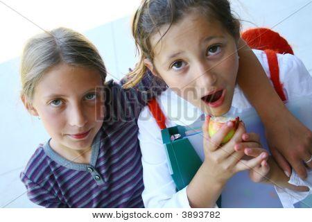 Girl Best Friends