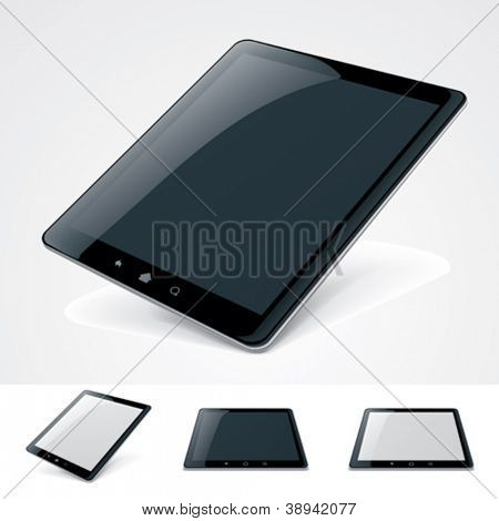 Vector genérico tablet pc