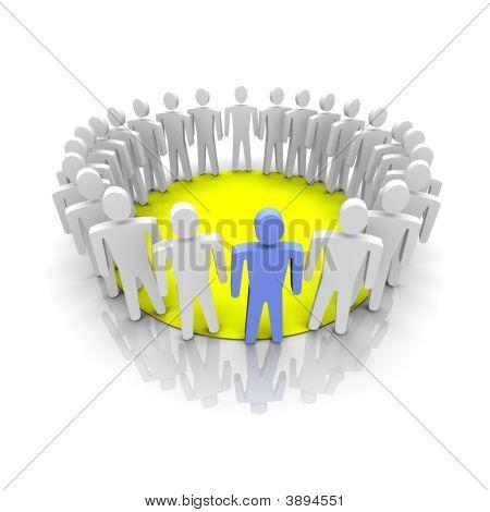 Grupo de trabajo ilustración