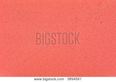 Pink Synthetic Foam