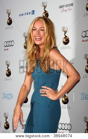 LOS ANGELES - SEP 21:  Cat Deeley arrives at the Primetime Emmys Performers Nominee Reception at Spectra by Wolfgang Puck on September 21, 2012 in Los Angeles, CA
