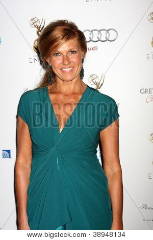 LOS ANGELES - SEP 21:  Connie Britton arrives at the Primetime Emmys Performers Nominee Reception at Spectra by Wolfgang Puck on September 21, 2012 in Los Angeles, CA