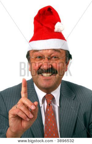 Business Santa Claus
