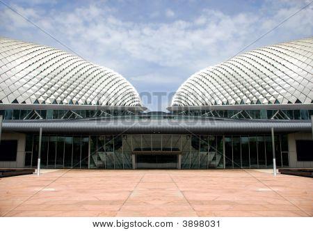 The Incredible Esplanade Opera Houses