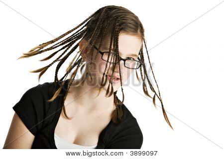 Twirly Braids