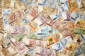 picture of brazilian money  - Reais  - JPG
