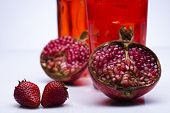 foto of sidecar  - Exotic alcohol drink - JPG