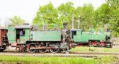 foto of former yugoslavia  - steam locomotives - JPG