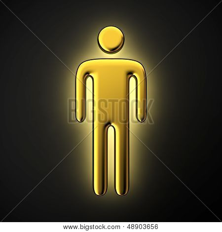 Luminous Man