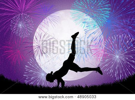 Breakdance In The Night