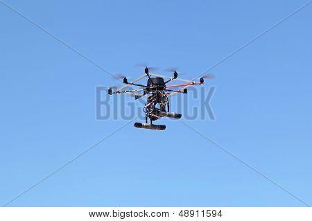 Multicopter Camera