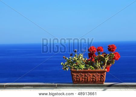 Positano Resort on the Amalfi Coast, Italy, Europe