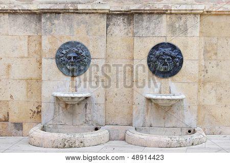 Roman bas-reliefs