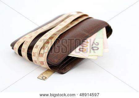 Flat wallets