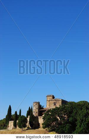 Castle In Lourmarin