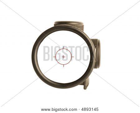 rifle scope sight