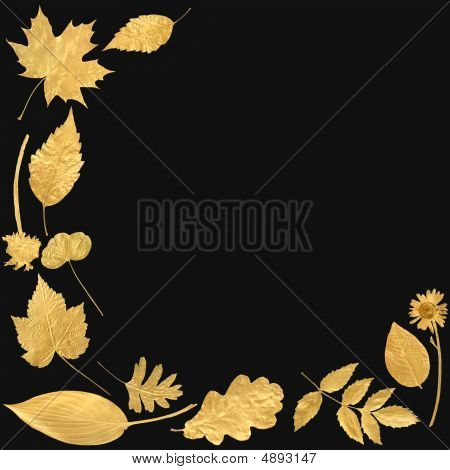Golden Leaf Selection