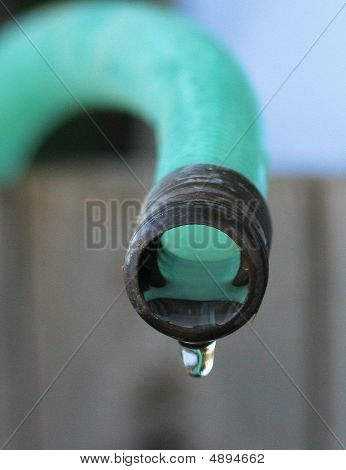 Dripping Water From Hose