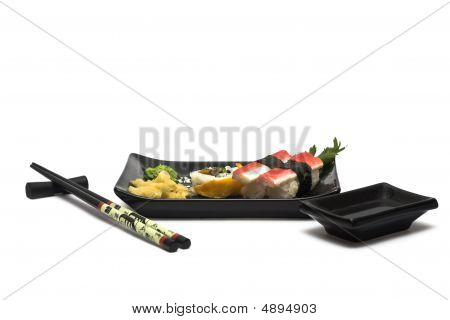 Sushi Plate