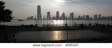 New Jersey Panorama