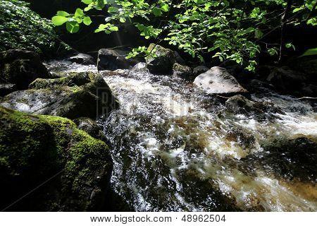Conan River Near Uig