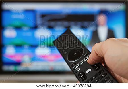 Watching Stock Market News