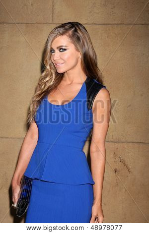 LOS ANGELES - AUG 5:  Carmen Electra arrives at the