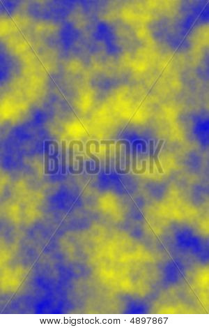 Colorful Hand Made Abstract Background