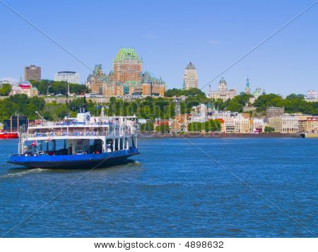 Quebec Skyline