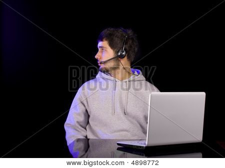 Customer Support Call Center