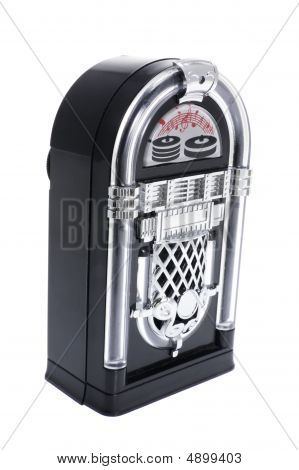 Miniature Juke Box