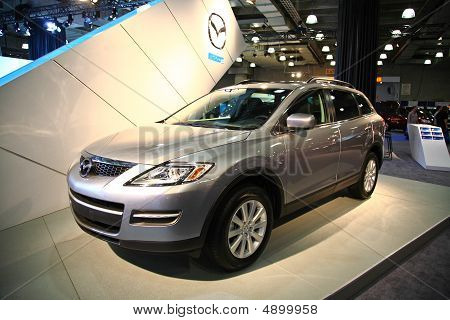 Ny 2009 internacional Auto Show