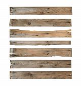 Wood Plank (with Clipping Path)
