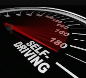 picture of speedometer  - The words Self - JPG
