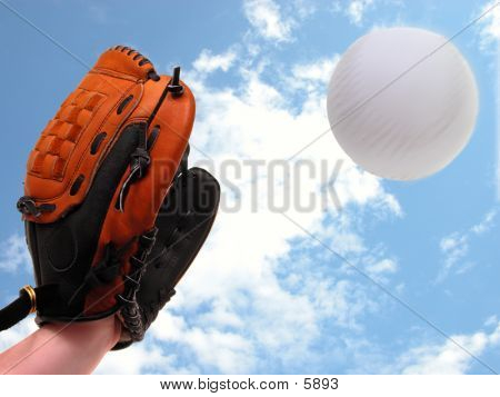 Softball Catch