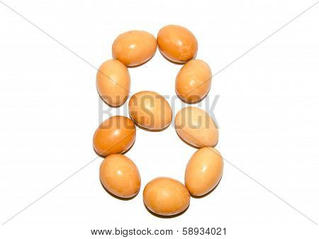 Eggs Number