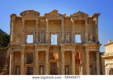 Ephesus Turkey - Celcus Library