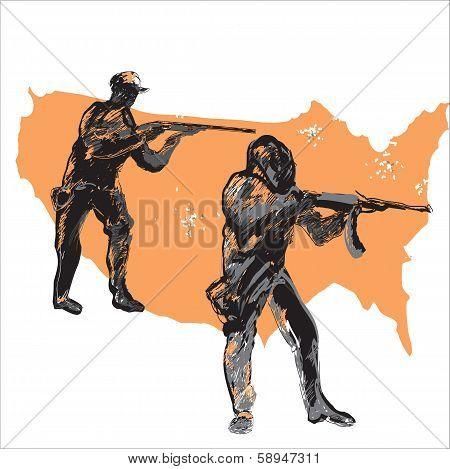 Shooting America