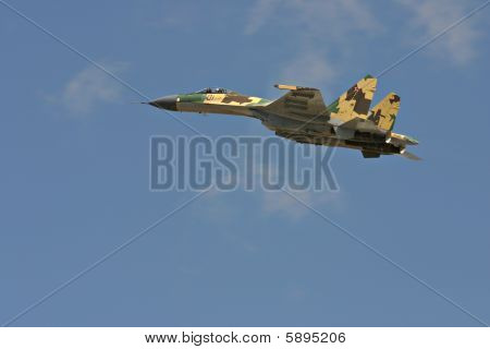 Russian fighter Su-35