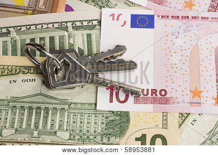 Keys And Money