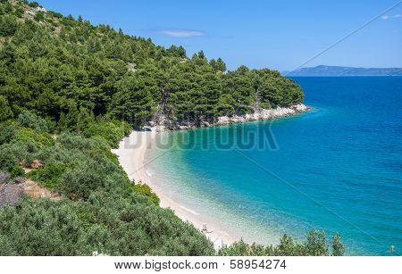 Coastal Landscape,Makarska Riviera