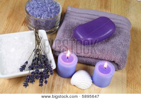 Violet Spa Therapy