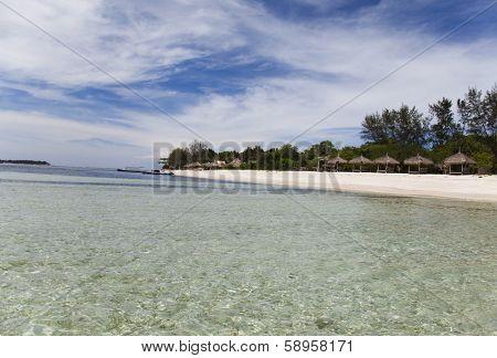 Island of Gili Air, Indonesia
