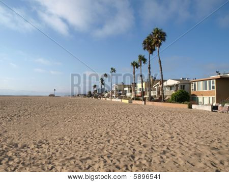 Los Angeles Beach Homes