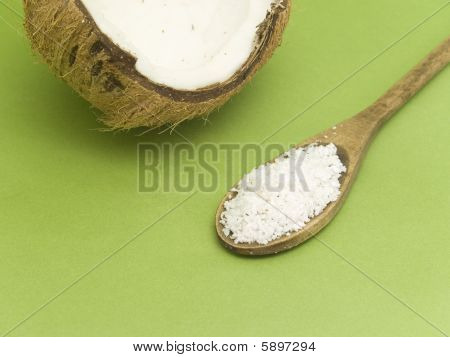 Ground Coconut