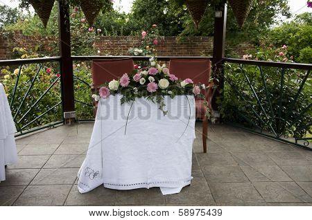 Wedding Alter9