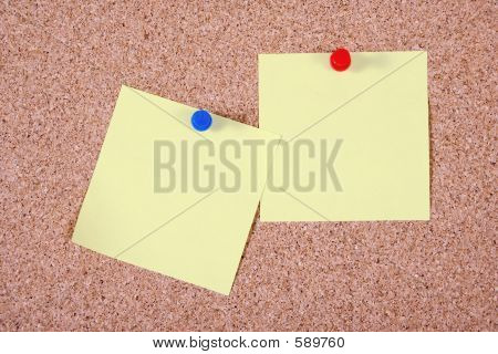 Paper Notes On Clipboard