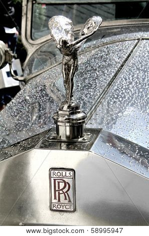 L.U.C. Chopard Classic Weekend Rally 2012