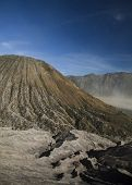 image of bromo  - Volcano in Bromo - JPG